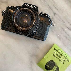 Vintage Minolta  x-570